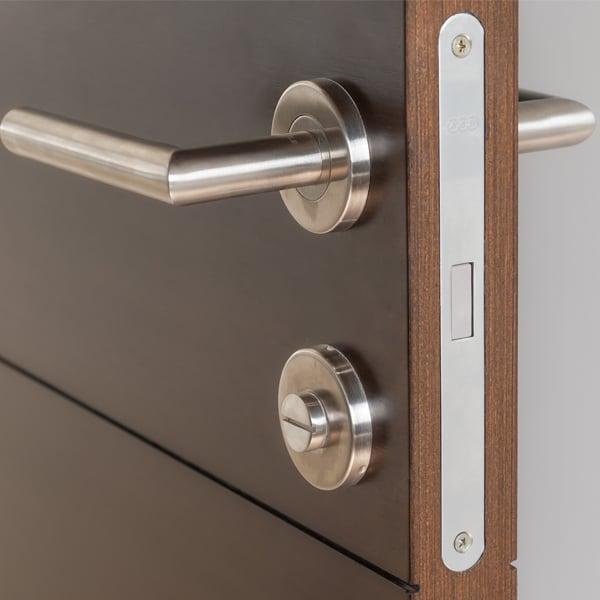 cerradura magnetica con bocallave de BAÑO